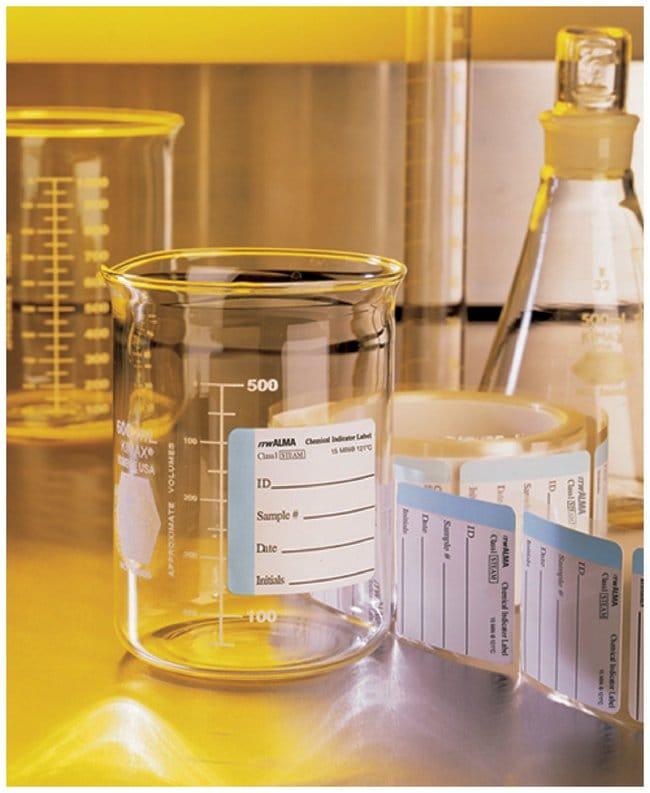 TexwipeSteam Sterilization Chemical Indicator Label Steam sterilization