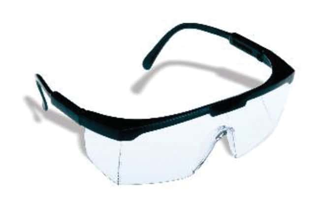 Honeywell North Eyewear Safety Glasses Squire design, Clear lens:Gloves,