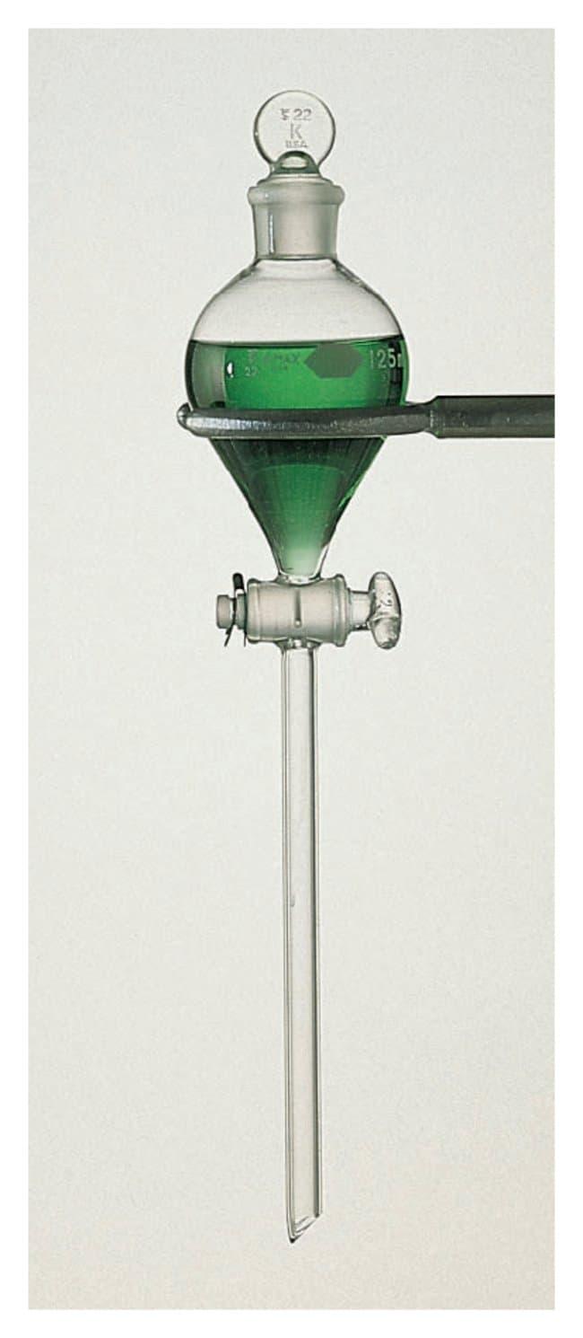 DWK Life SciencesKimble Kontes Globe-Shaped KIMAX 250mL Separatory Funnel