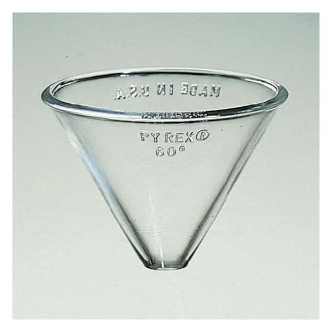 PYREX Funnel for Sugar Analysis  75mm:Beakers, Bottles, Cylinders and Glassware