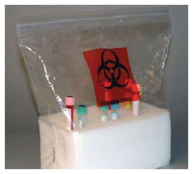 FisherbrandDiagnostic Foam Rack Kit Unit dimensions: 4D x 9W x 5 in. H;