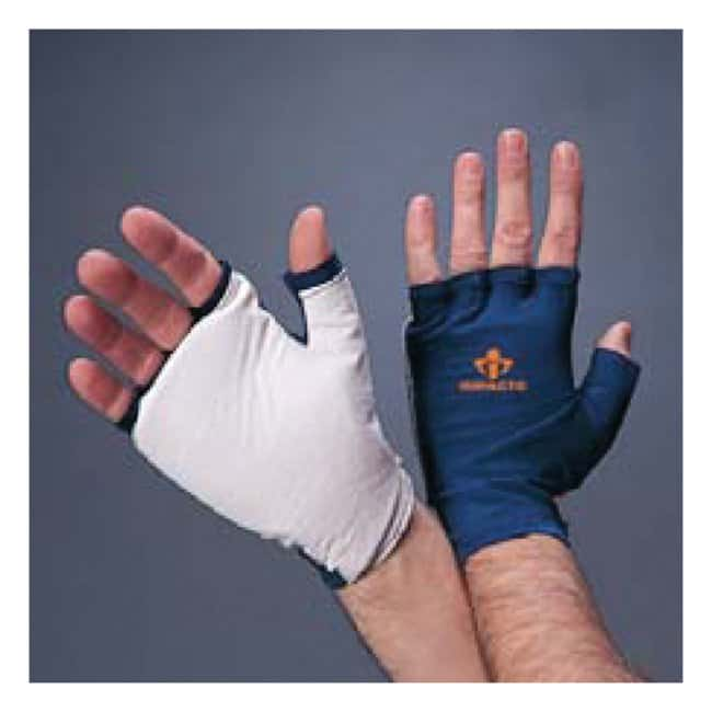 Impacto Anti-Impact Glove Liner Extended Padding:Gloves, Glasses and Safety:Gloves