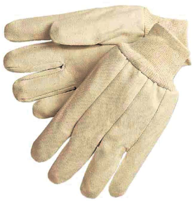 MCR Safety Memphis Glove Cotton Canvas Gloves 12 oz.:Gloves, Glasses and
