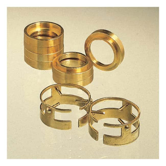 Humboldt Brass Shouldered Rings for Softening Point Apparatus O.D. (Top):