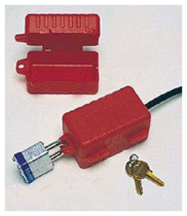 Accuform SignsPlug Lockouts