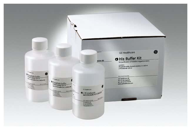 GE Healthcare His Buffer Kit  Inc. 2 x 100mL phosphate 8 x stock solution