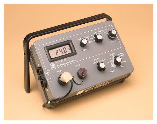 YSI™Model 58 Portable Dissolved Oxygen Meter