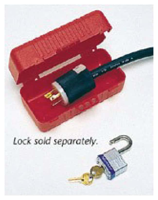Accuform SignsPlug Lockouts:Facility Safety and Maintenance:Lockout-Tagout