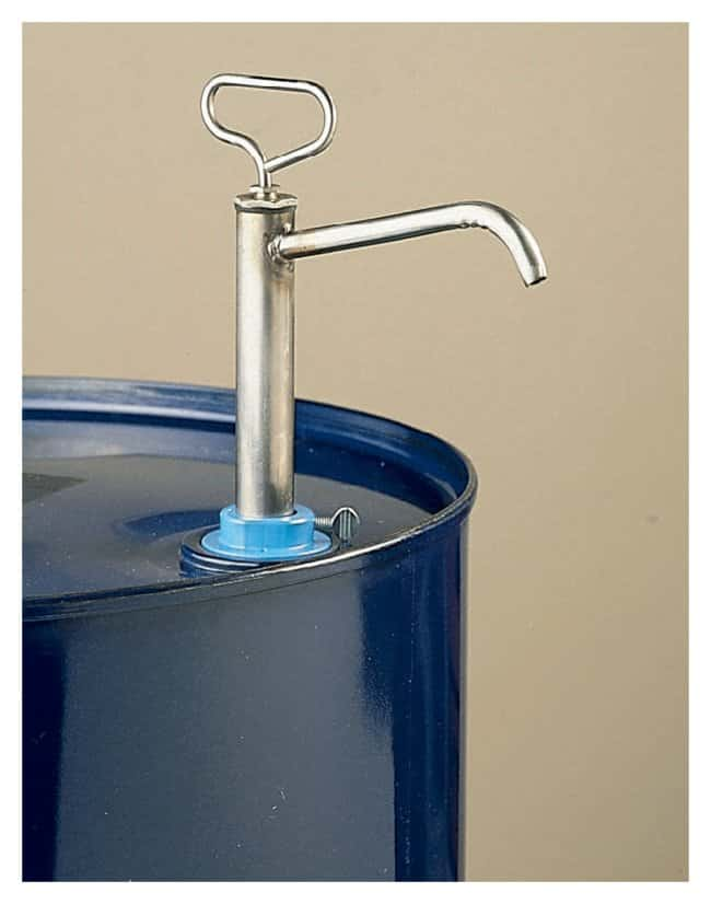 Action PumpStainless-Steel Piston Pump Drum Pump Stainless Steel:Pumps