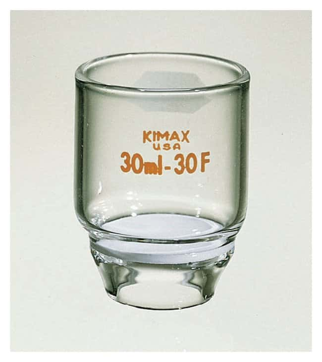 DWK Life SciencesKimble KIMAX Gooch Filtering Crucibles 15mL; Medium Porosity;