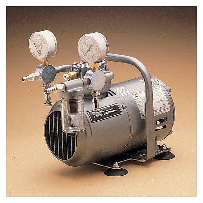 Gast™Oil-Less Piston-Type Pressure/Vacuum Pumps