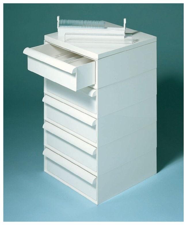 Fisherbrand Modular Microslide Storage System: Drawer Wheels Wheels For