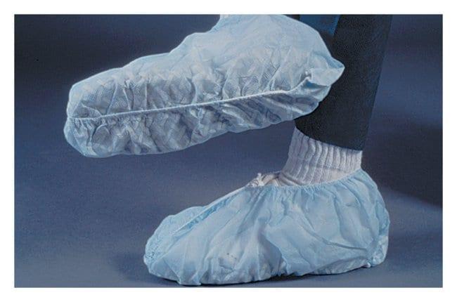 Cellucap Spunbonded Polypropylene Shoe Covers:Gloves, Glasses and Safety:Lab