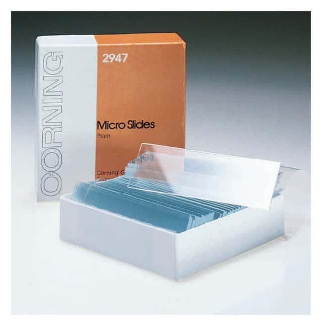 Corning Frosted Microscope Slides :Microscopes, Slides and Coverslips:Microscope