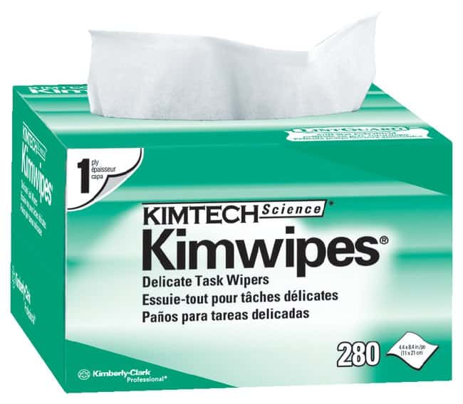 Kimberly-Clark Professional Kimwipes Delicate Task Wipers :Teaching Supplies:Classroom