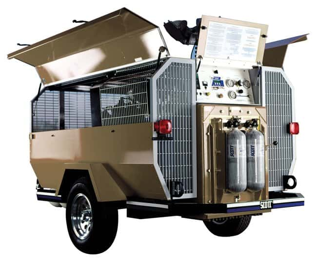 Scott Safety&trade;&nbsp;Liberty I Standard Breathing Air System Trailer&nbsp;<img src=
