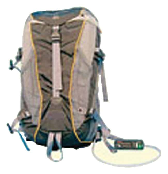Thermo Scientific PackEye Radiation Detection Backpack  Tripod:Gloves,