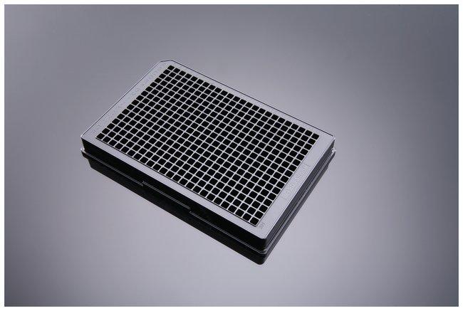 Corning™PureCoat™ 96-Well, Amine-Treated, Flat-Bottom Microplate 5/Cs; Amine; 96-well Corning™PureCoat™ 96-Well, Amine-Treated, Flat-Bottom Microplate
