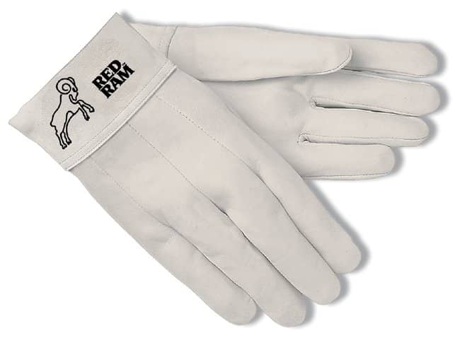 MCR Safety Red Ram Welding Gloves Size: 12:Gloves, Glasses and Safety