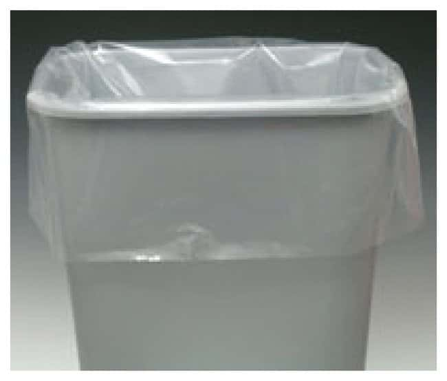 Associated Bag Low-Density Poly Liners 4mil; 16 X 14 X 36 in.:Testing and