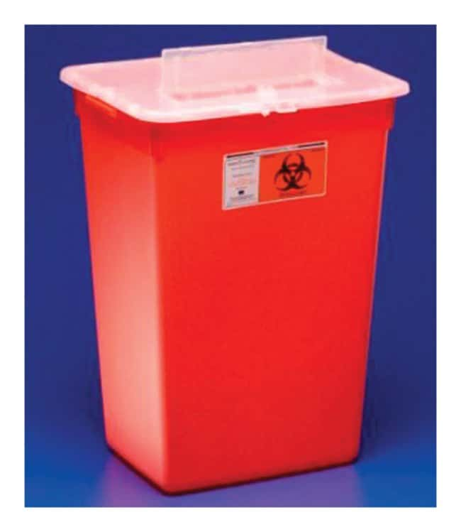 Covidien Sharps-A-Gator™ Large Volume Sharps Container