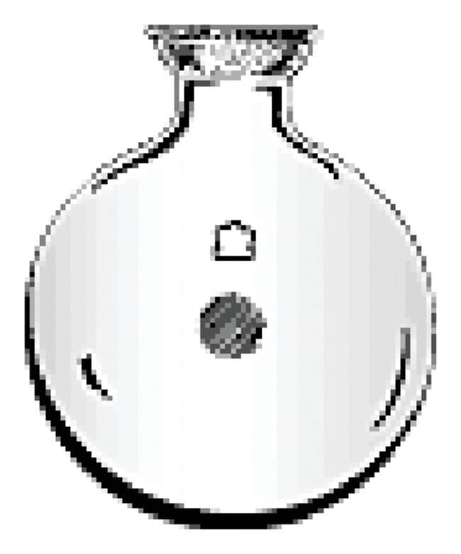 DWK Life Sciences Kimble Brand Rotary Evaporator: Bottom Vapor Tube Traps