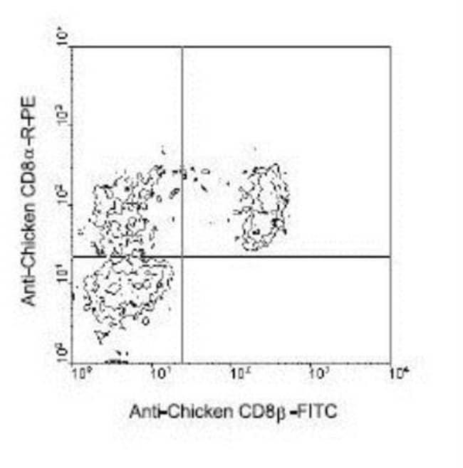anti-CD8 beta, FITC, Clone: EP42, Novus Biologicals 0.25mg; FITC:Life Sciences