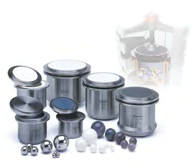 RETSCH PM 100 Planterary Ball Mill Grinding Jars:Spectrophotometers, Refractometers