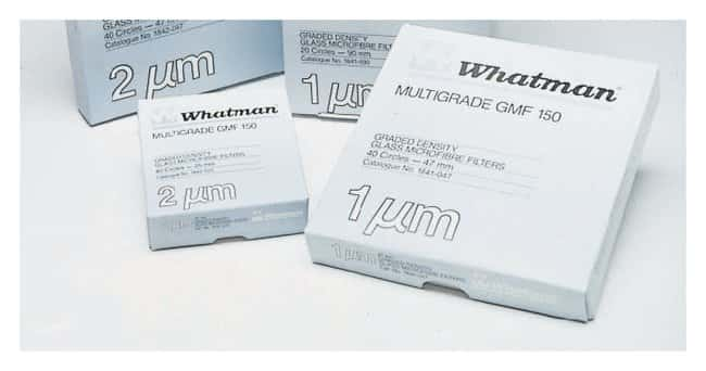 Cytiva (Formerly GE Healthcare Life Sciences)Whatman™ Glass Microfiber Prefilter, 1μm Particle Retention Rating
