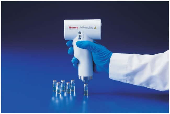 Thermo Scientific National Handheld Electronic Crimpers and Decappers:Chromatography:Autosampler