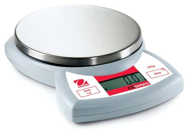 OHAUS™ CS Series Compact Scales: Scales Balances, Scales and Weighing