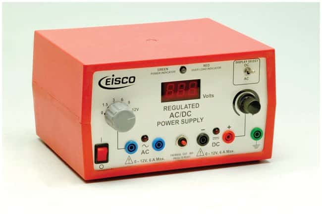 Eisco™ Low Voltage AC/DC Power Supply