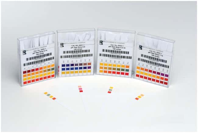Ricca Chemical pH Test Strips