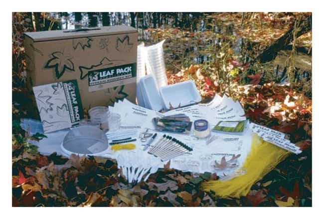 LaMotte™ Leaf Pack Experiments Stream Ecology Testing Kit <img src=
