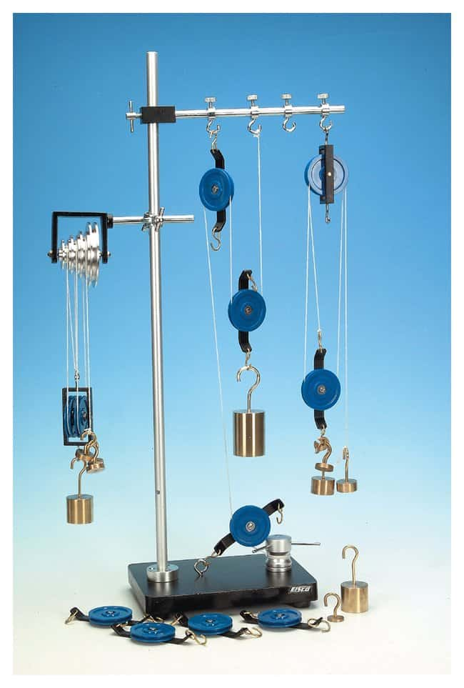 Eisco&nbsp;Pulley Demonstration Set for Students&nbsp;<img src=