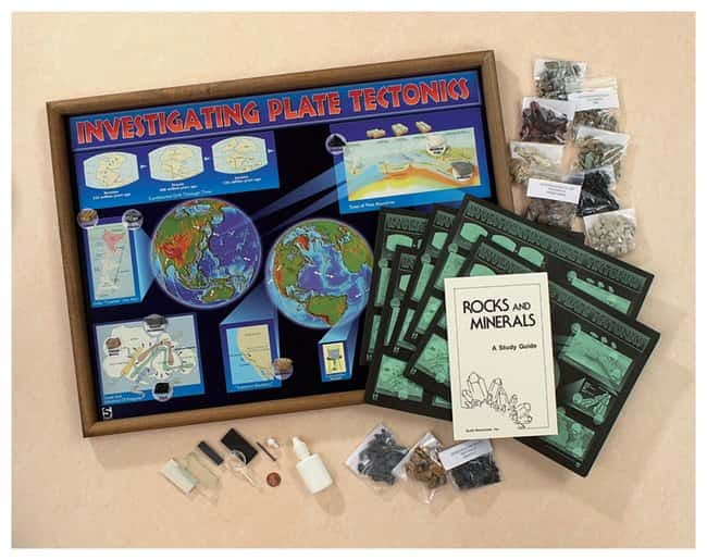 American Educational Products Plate Tectonics Classroom Project :Teaching
