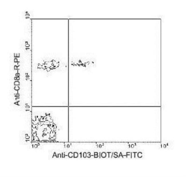 anti-Integrin alpha E/CD103, Clone: 2E7, Novus Biologicals 0.5mg; Unlabeled:Antibodies