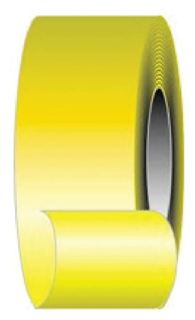 Accuform Signs Fluorescent Color Tapes Fluorescent yellow:Gloves, Glasses