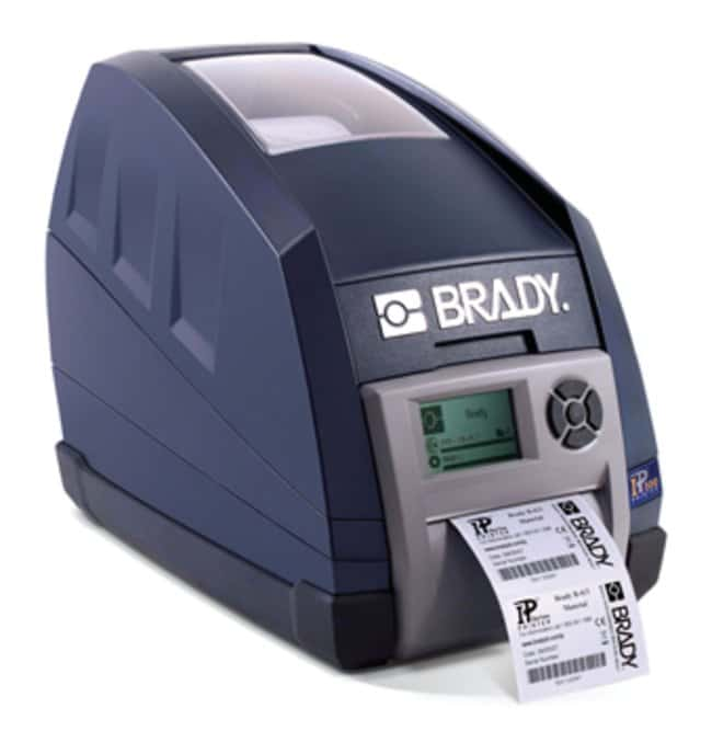 Brady IP Thermal Transfer Printer: PROMO Without cutter:Gloves, Glasses