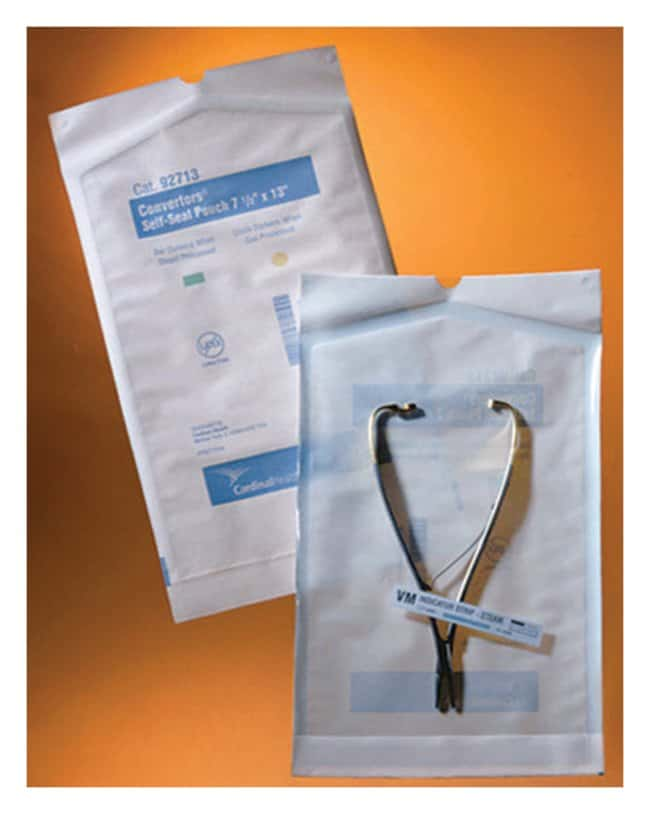 Cardinal Health™ Paper Sterilization Self Sealing Pouches