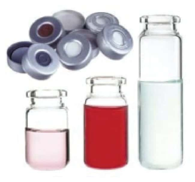 Thermo Scientific 20mm Crimp Seals with Septa for Headspace Vials:Chromatography:Autosampler