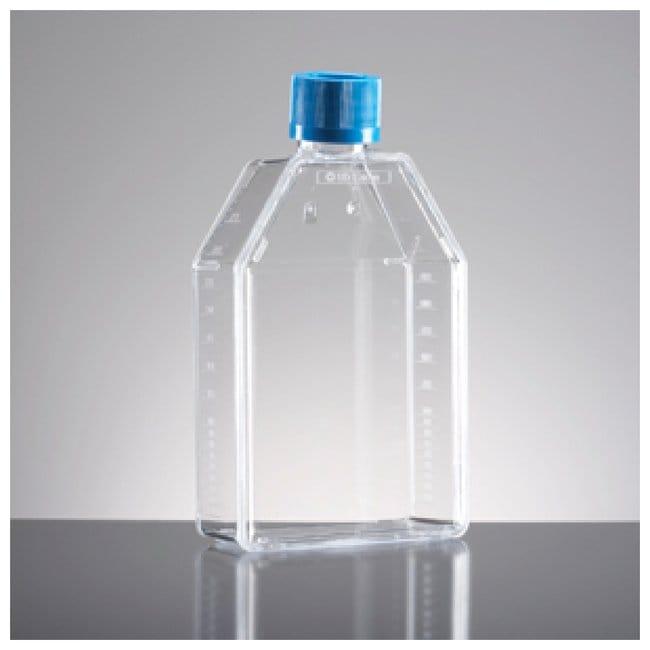 Corning™BioCoat™ Gelatin Rectangular Canted Neck Culture Flasks w/Vented Cap 50/Cs Corning™BioCoat™ Gelatin Rectangular Canted Neck Culture Flasks w/Vented Cap