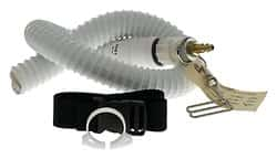 Bullard Tychem QC Hoods for Respirators Use with hardhat