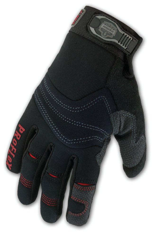 Ergodyne ProFlex 820 PVC Handler Gloves Large:Gloves, Glasses and Safety
