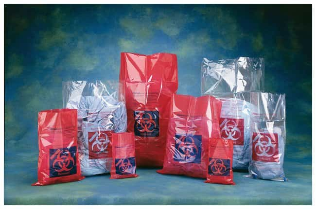 Fisherbrand™ Autoclavable HD Waste Bags