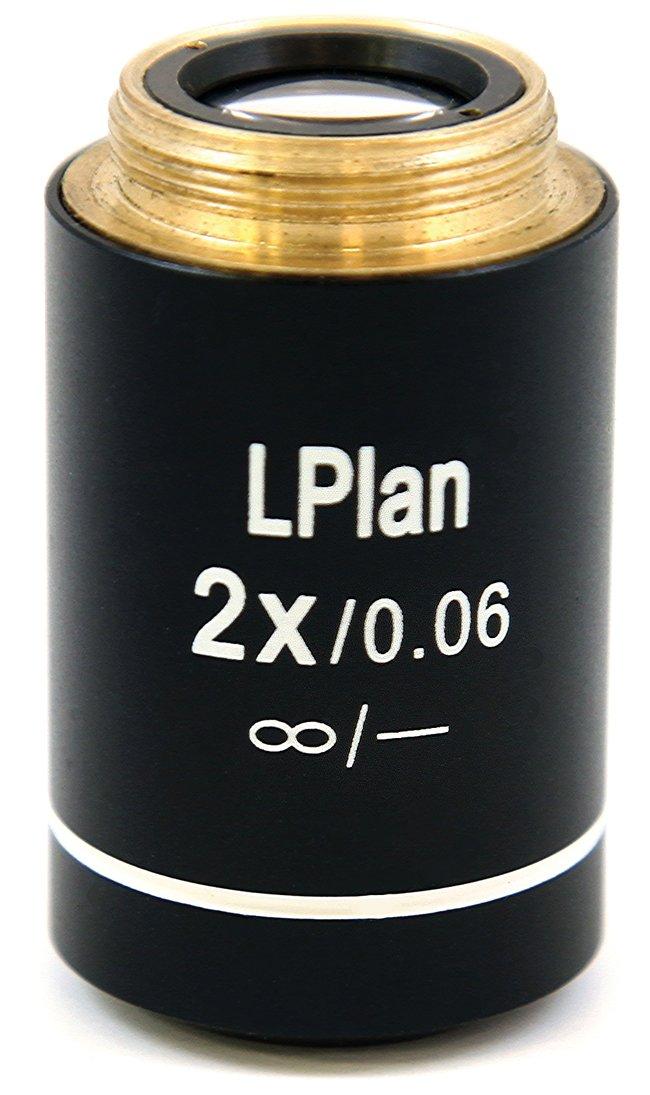 EVOS™EVOS™ 4X Objective, fluorite, LWD