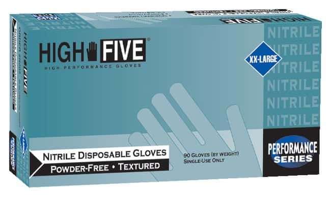 Microflex High Five Nitrile Disposable Gloves XX-Large:Gloves, Glasses