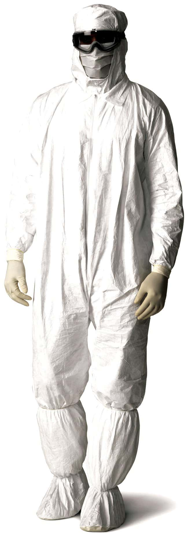 DuPont Tyvek IsoClean Series 253 Coveralls, Clean-Processed and Sterile