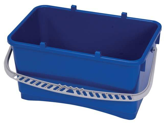Contec Universal Replacement Buckets Color: Blue:Gloves, Glasses and Safety