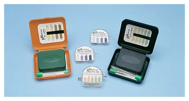 Micro Essential Lab pHydrion Testuff Sanitizer Set Sanitizer measure all